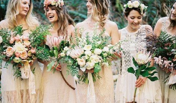 Jouw eigen Festival & Bohemian bruiloft