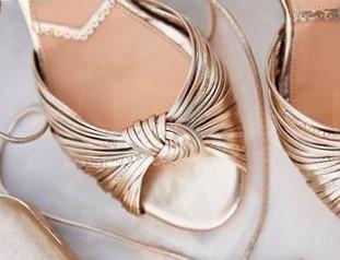 Rachel Simpson: the most exclusive bridal shoes!
