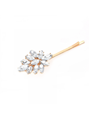 Chic Hair Clip | Rose Gold