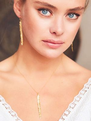 Wild Soul Necklace | Gold