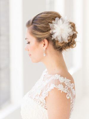 Ivory Hairflower