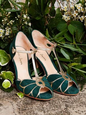 Mimosa Forest Green | Last sizes 36 & 37