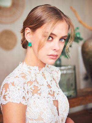 Casey Crystal | Green