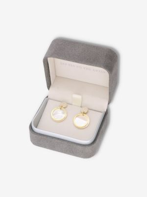 Daria Earrings | Gold