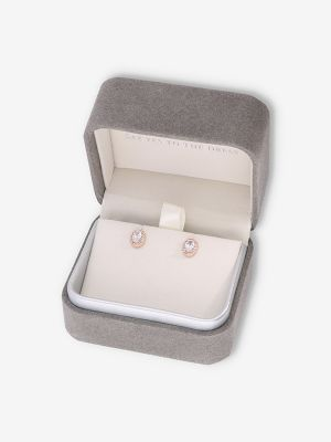 Isla Earrings | Rose Gold