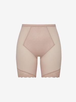 Spotlight on Lace Mid-Thigh Short