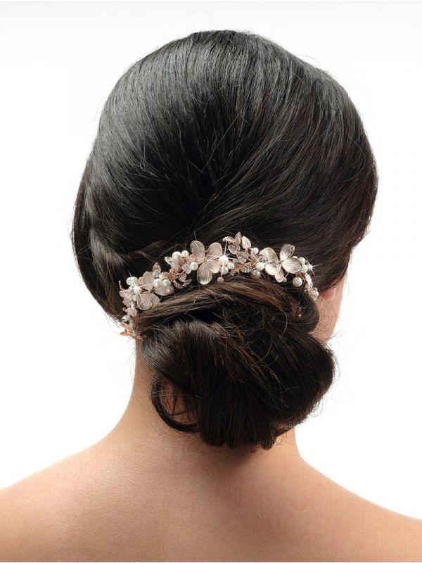 Jane Hairjewel Rose Gold Hair Jewels Hair Accessories Syttd